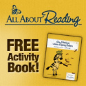 All About Reading - Free Activity Book