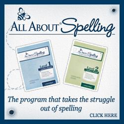 1st Grade Spelling Curriculum