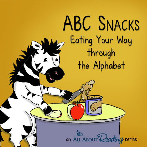 ABC Snacks: Eating Your Way through the Alphabet