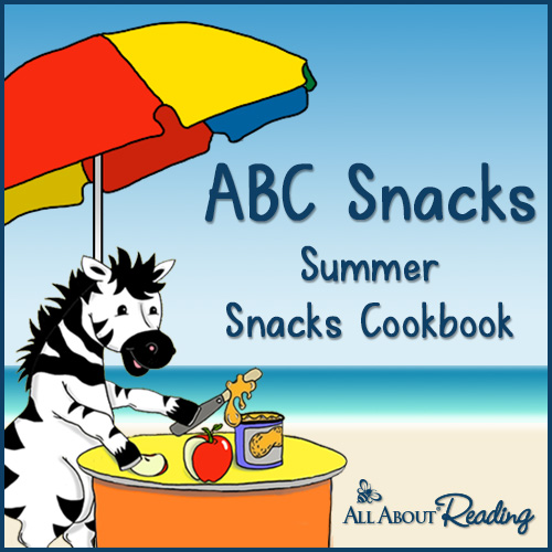 ABC Snacks Summer Snacks Cookbook