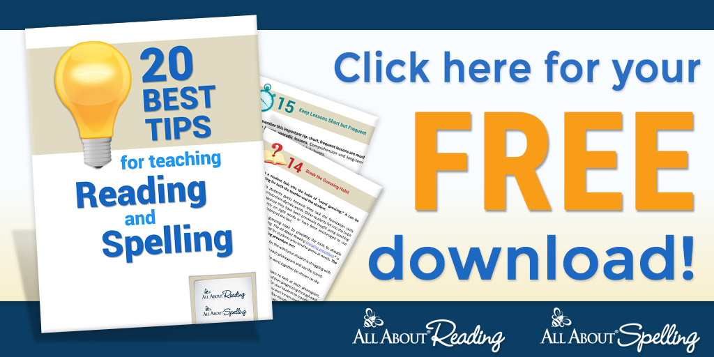Dyslexia Learning Resources - 20 Best Tips for Teaching Reading and Spelling