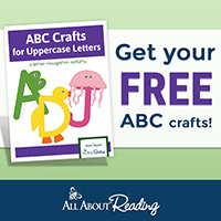 ABC Crafts for Uppercase Letters
