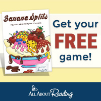 Banana Splits: a game with compound words