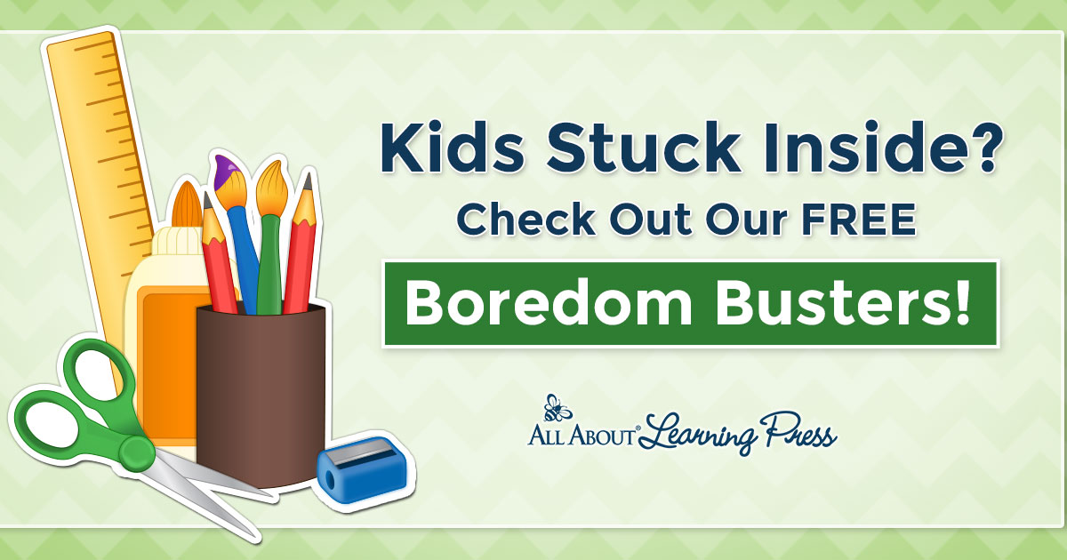 Boredom Busters Blog Post