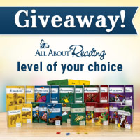 All About Reading Giveaways