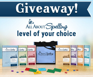 All About Spelling Giveaways