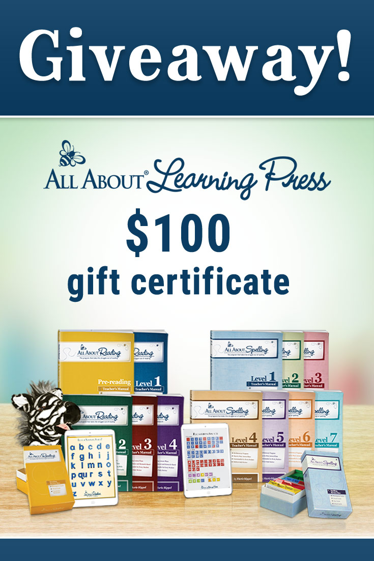 $100 Gift Certificate Giveaways