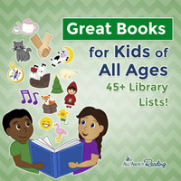Picture Books and Chapter Books for all ages