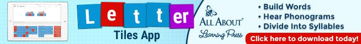 Letter Tiles App