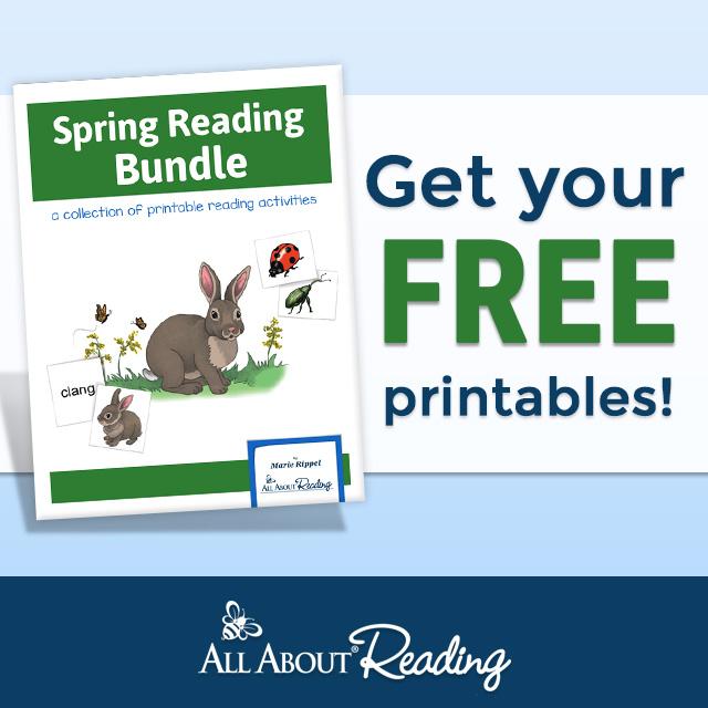 Spring Reading Bundle